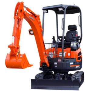 Mini Digger Hire East London