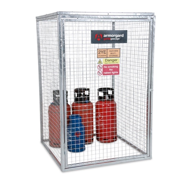 Site Gas Cages