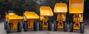 Heavy Plant Hire for Large or Small Construction Work, Harlow