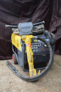 Site Electrical Equipment & Wide Range of Air Tools for Demolition & Construction Romford