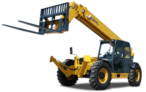 Telehandlers in a Range of Sizes & Specifications, Rainham