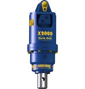 X2000 EARTH DRILL