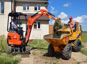 High Quality Heavy Plant Hire, Mini Excavators in Chigwell, Essex & London