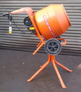 Concrete Mixers for Hire, Thurrock