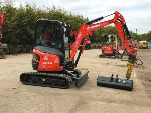 Digger Hire, Telehandlers, Skid Steers & Rollers, Second Hand Plant For Sale, Enfield