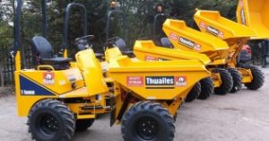 Comprehensive Heavy & Small Plant Hire in Bromley