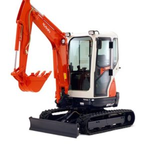 Digger Hire Cambridge