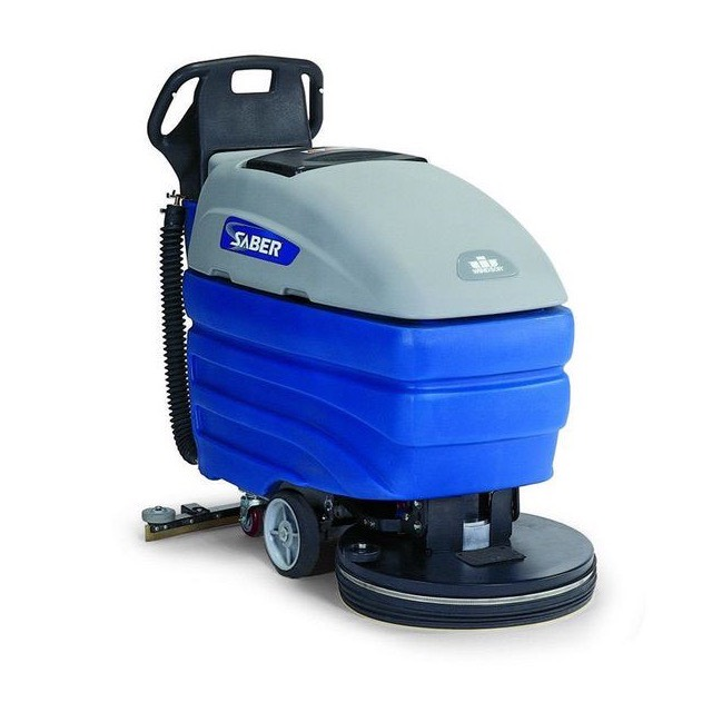 Floor Scrubbers/Polishers