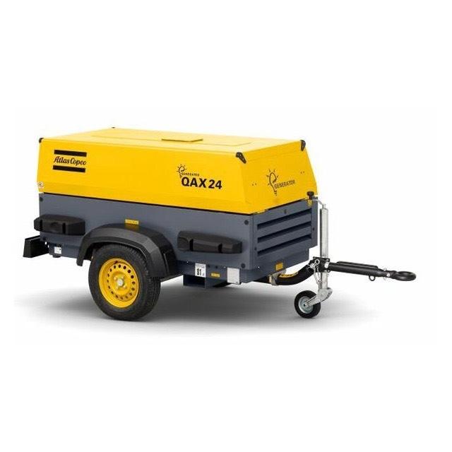 260cfm/Four Tool Compressor