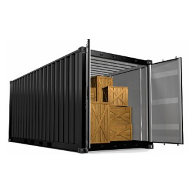 Steel Containers/Storage