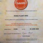 SafeHire Certified