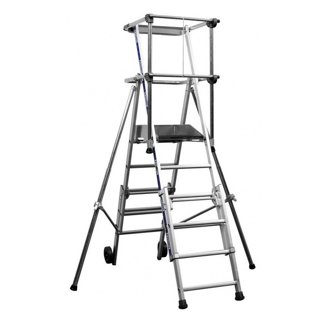 Sherpascopic Adjustable Platform Steps