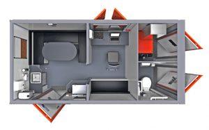 welfare cabins